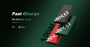 Power Bank Fast Charging Recci Indonesia