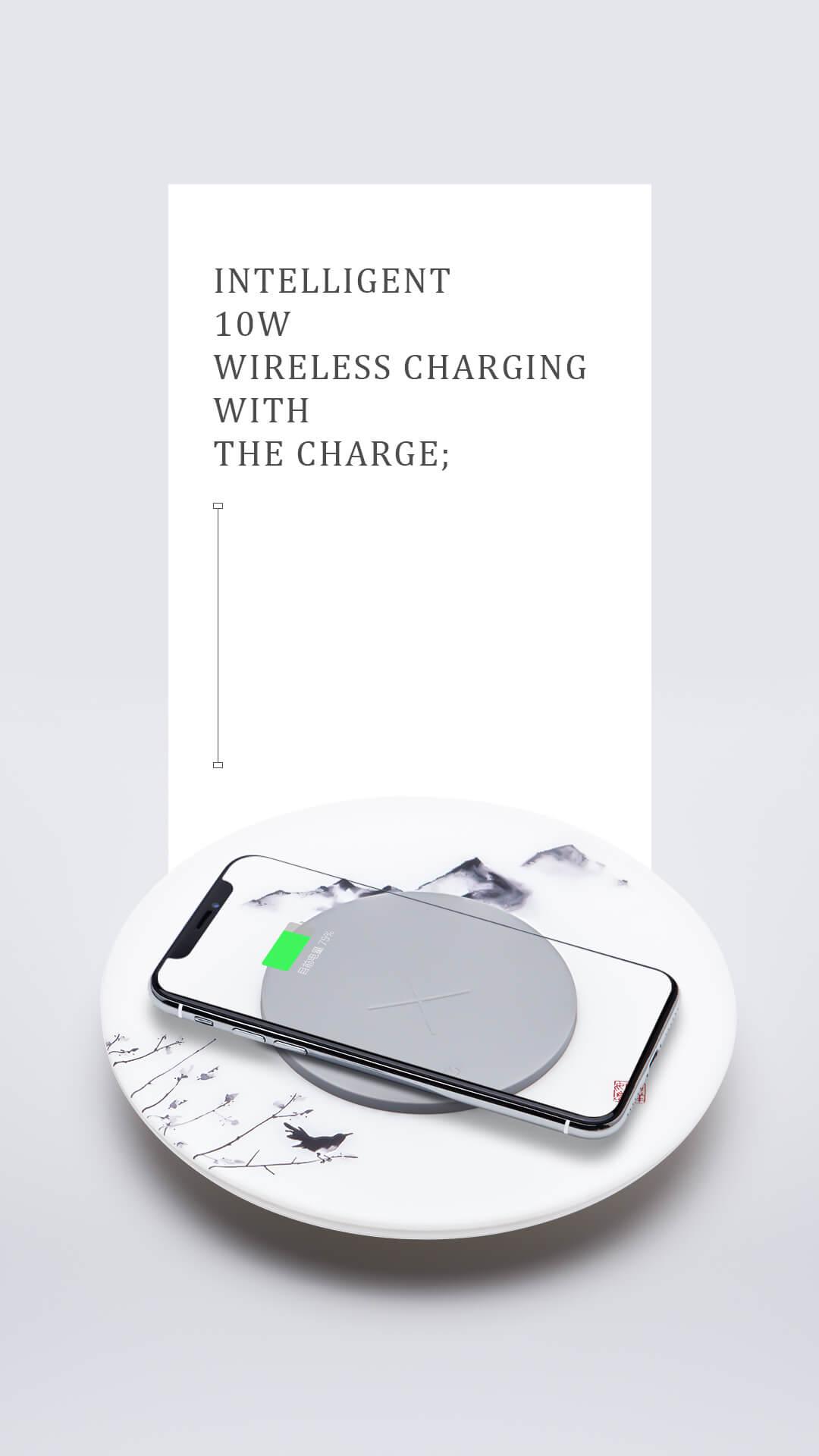 RLS-L01 Recci Wireless Charging