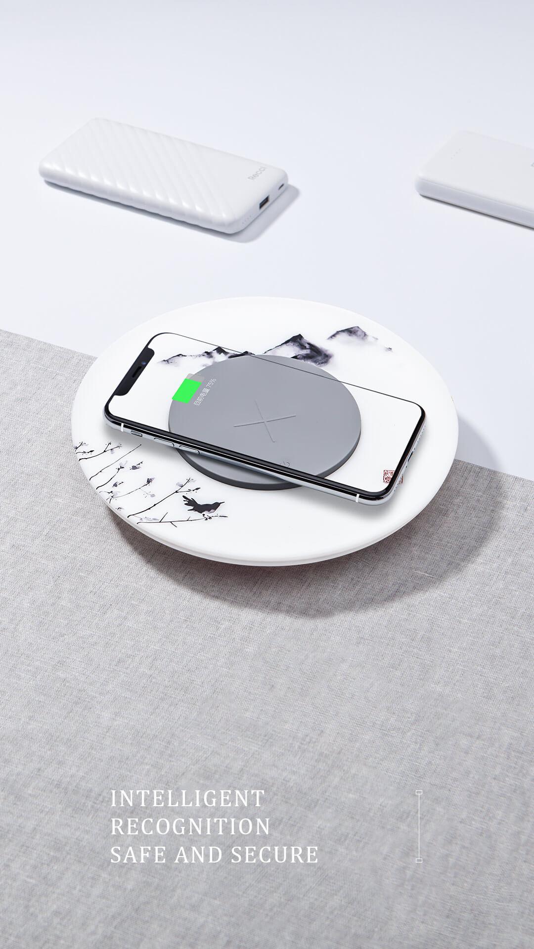 Recci Wireless Charger RLS L01