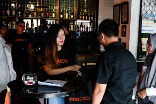 Recci Launch di Indonesia