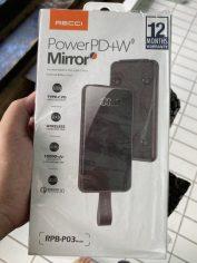 Powerbank RPB P03 bagus dengan wireless